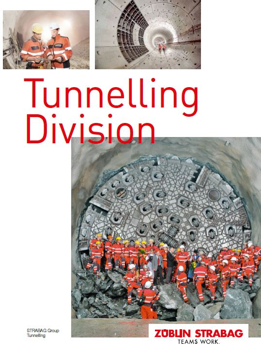 Our Tunnelling Brochure